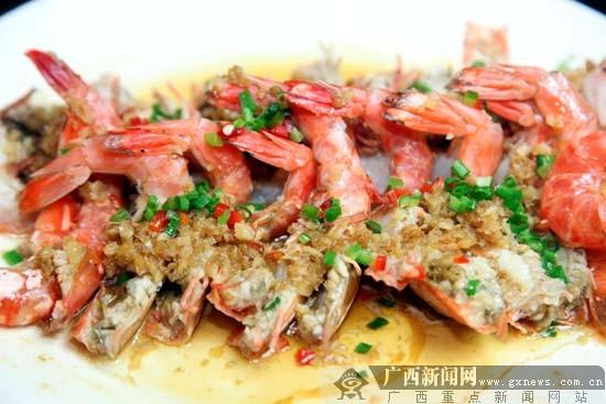 在南宁品尝 香港元朗围村风味特色菜