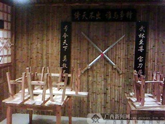 【红豆食探】南宁最牛的武侠特色主题餐厅