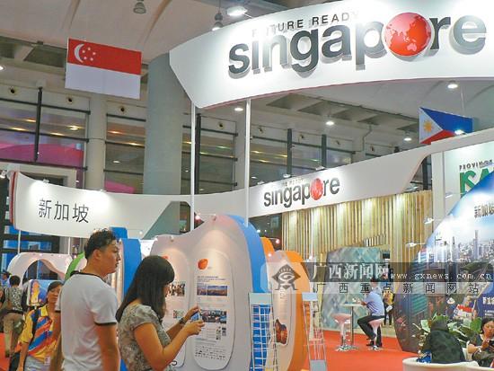 新加坡:现代气息扑面来