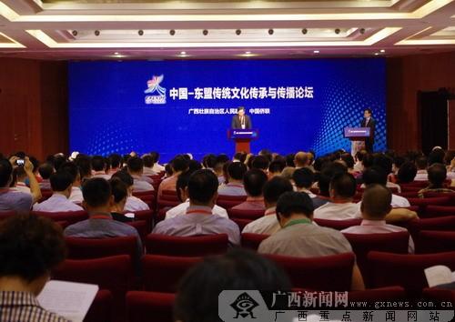 海外侨胞推动中国和东盟传统文化传承与传播(图)