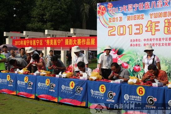 南宁市邕宁区举行重大项目开工仪式