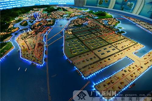 防城港:园林城市卷如画 全海景生态海湾得天独厚