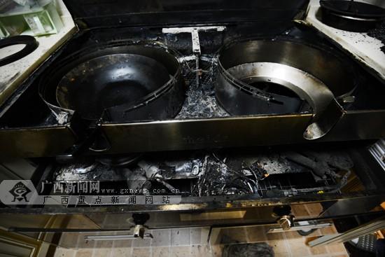 南宁:某品牌集成灶突然着火 19个月发生11起事故