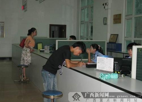 """灵山出入境打造 """"三型""""服务窗口"""