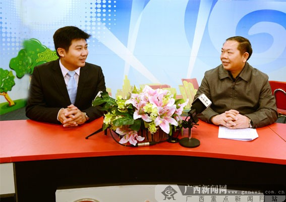 [访谈实录]区统计局解读广西第三次全国经济普查