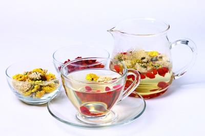 推荐一些治头痛、失眠、减轻压力的花草茶
