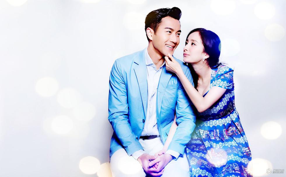 杨幂刘恺威公布怀孕喜讯 新婚夫妻分享爱的甜