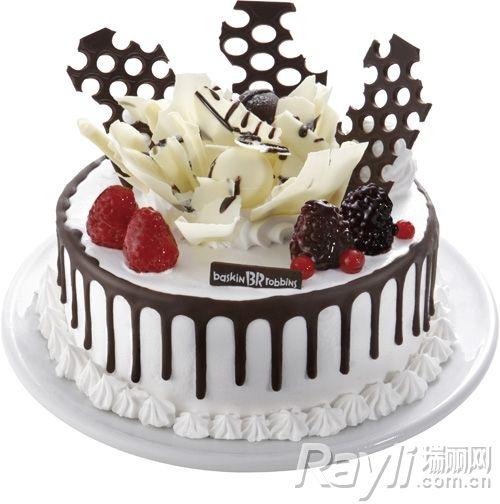斯罗缤推出全新创意冰淇淋蛋糕