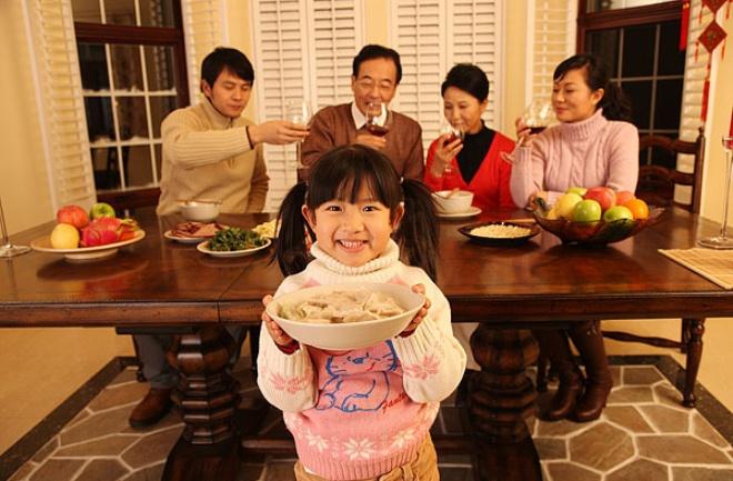 春节吃饭 10招让你怎么吃都不胖