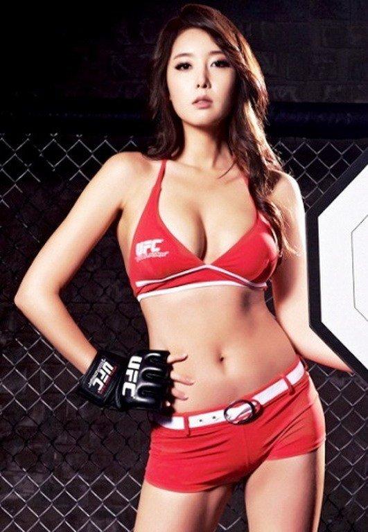 韩美女主持人靠体育走红