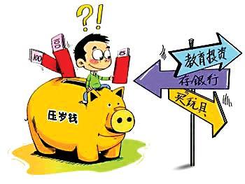 买金饰买保险买金融产品 压岁钱理财哪种划得