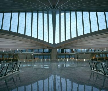 13座美轮美奂的飞机场 在美国丹佛看帐篷-广西新闻网