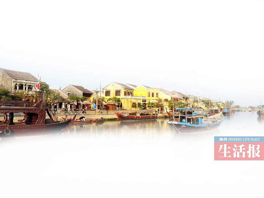 游越南岘港 享受悠然小镇生活