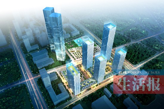 22年30城80项目 未来将重点布局南宁