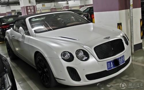 北京最牛豪车地下车库曝光