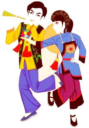 广西壮族服饰图案纹样