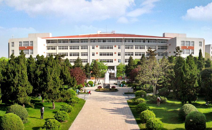 安徽农业大学校园风景