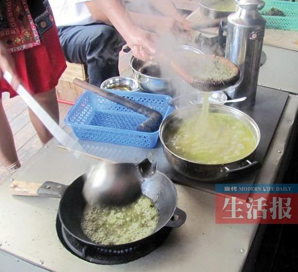 油茶:亦茶亦汤 小吃升级变大菜