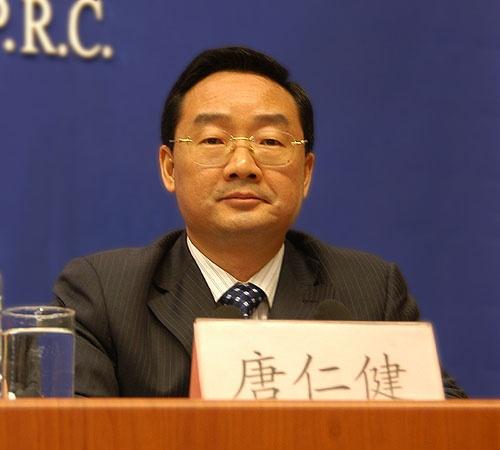 唐仁健同志任广西壮族自治区党委委员、常委