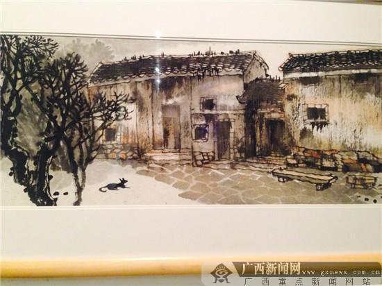 曾获得过桂澳学生写生交流比赛大学组金奖,广西民族团结摄影书画入围