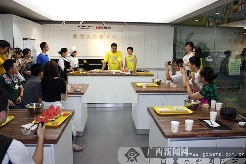 3c(通信·家电·数码) -> 正文  广西新闻网南宁7月1日讯(记者 陈伟冬