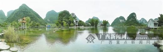 绿色使者     [搜狐钦州市网友]      广西以山清水秀生态美见