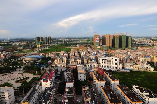 gdp宾阳县城_恭喜 宾阳位列2019年广西各县财政收入排行榜第五位