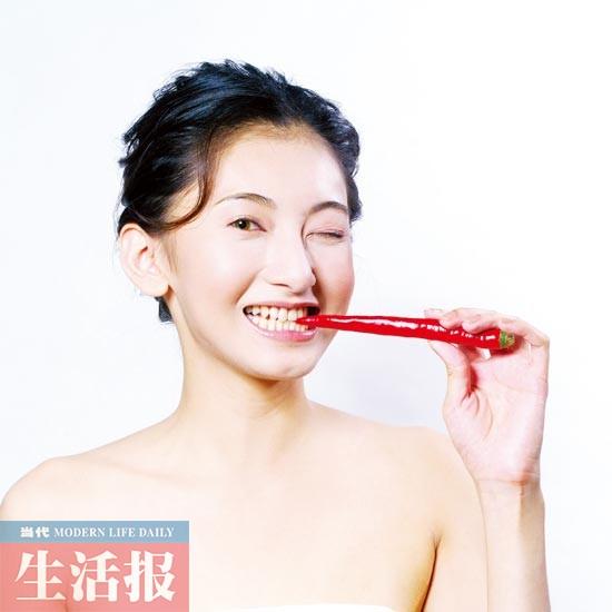 """夏天养生可用""""辣招"""" 适当吃辛辣平衡体内寒热(图)"""
