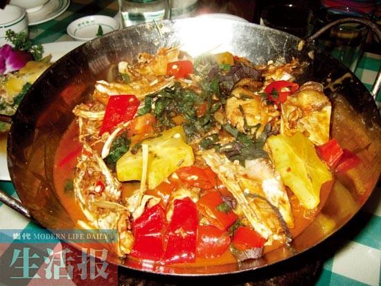 探访南宁市私房菜馆 吃私房菜品别样美味(组图)