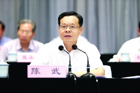 陈武在全区教育发展大会上的讲话