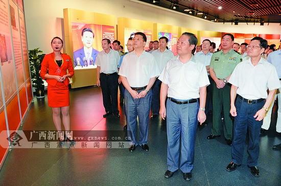 彭清华:权力必须受到监督 腐败必须受到查处