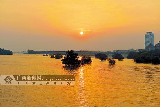 海上新丝路东盟万里行 建双园共同振兴丝绸路(图)