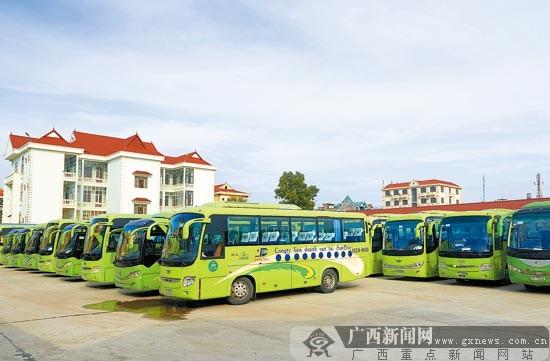 中国和越南连山水商贸共兴旺 尊师道文化相交融