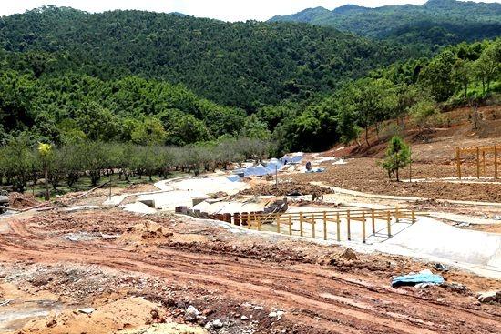 钦州八寨沟斥巨资提升景区品质