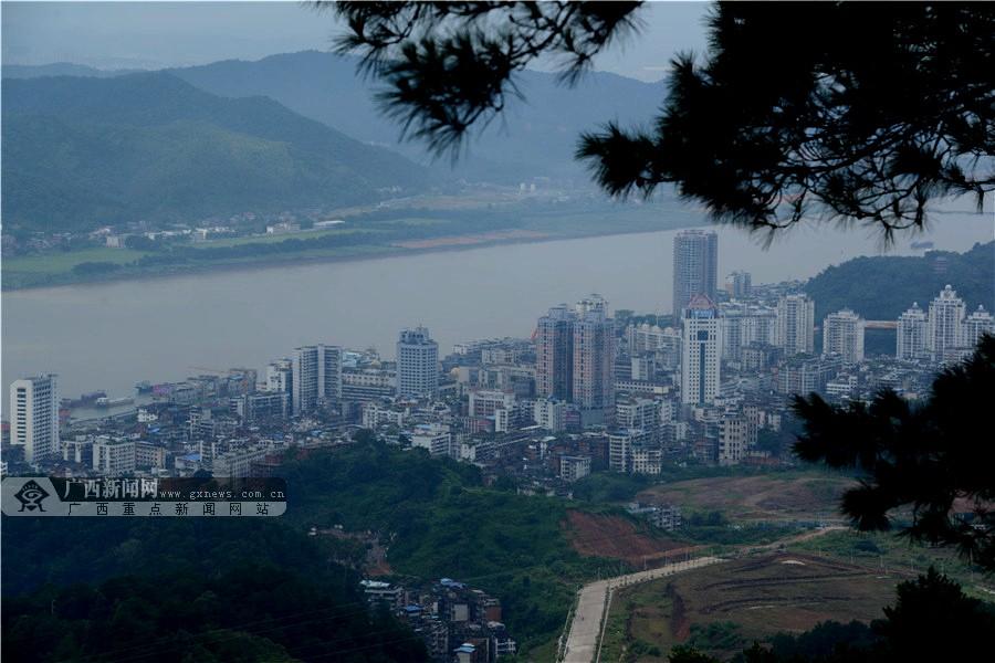 广西昭平五将风景
