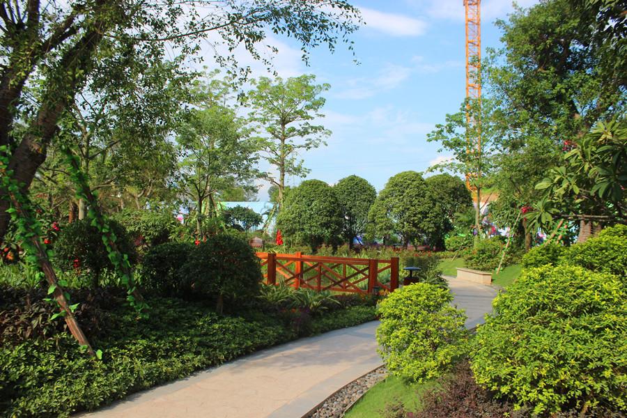 恒大绿洲欧式皇家园林