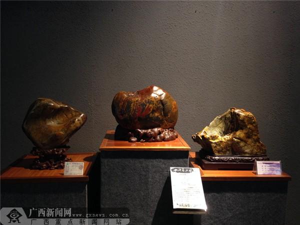 第八届柳州奇石文化节筹备工作紧锣密鼓推进