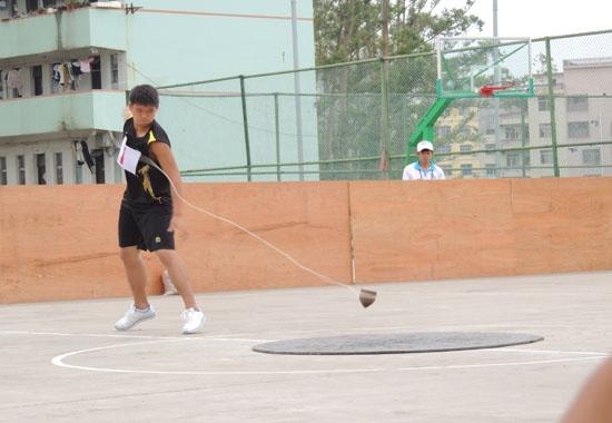 广西第十三届民运会花炮珍珠球等7个项目开赛(图)