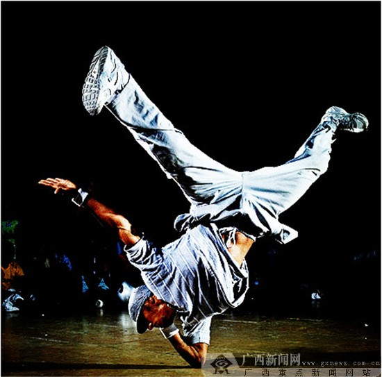 街舞大赛11月8日舞动南宁 细数本届大赛四宗