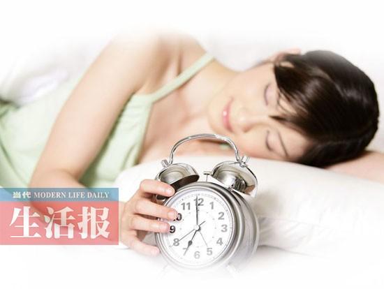 医生告诉你怎样能睡好觉
