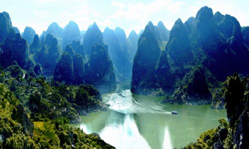 西林投资200多万元打造8个观景台