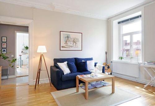 宜家风格客厅装修的经验之谈