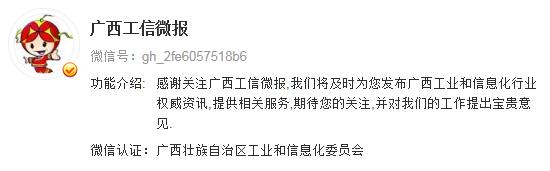 广西壮族自治区工业和信息化委员会