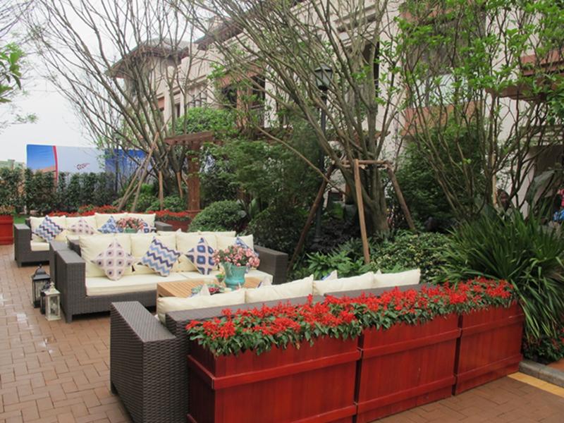 这最好五象卖得别墅的就是阳光城翡丽湾278万通风如何别墅图片
