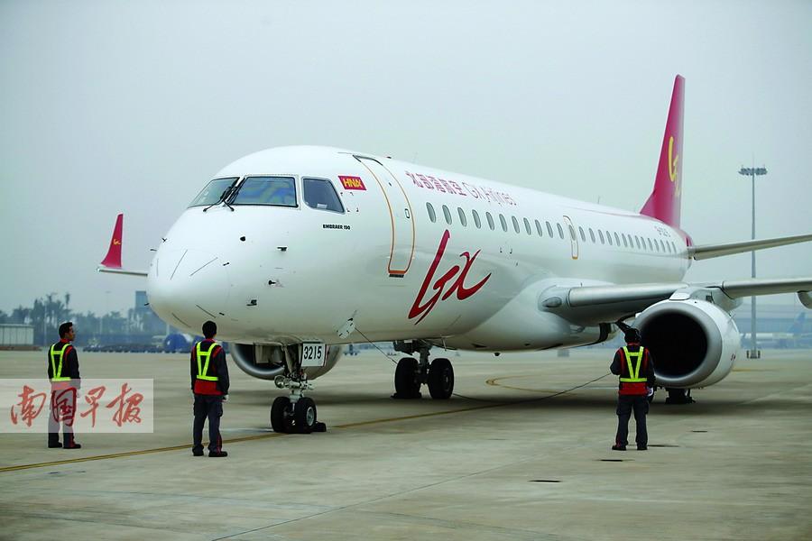 世界第一大支线飞机制造商巴西航空工业公司研制的
