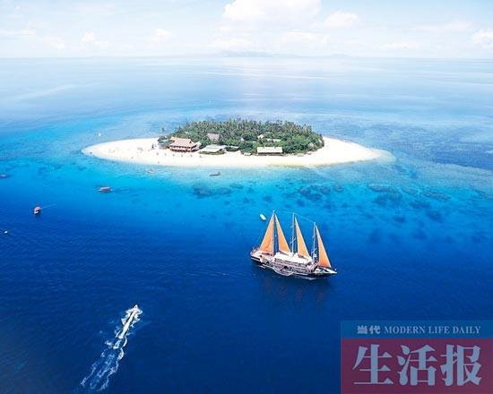 斐济旅行30天内免签 业内:不是广西人海岛游首选