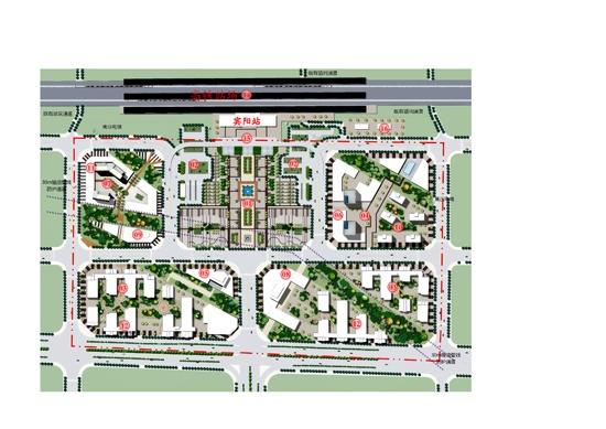 打造一流高铁站提升城市品质