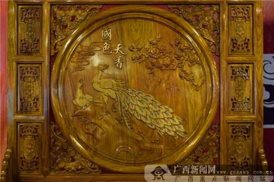 西昌南宁展出红木红木家具上演家具盛宴多种修安吉图片