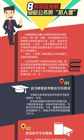 """8条新政破解基层公务员""""招人难"""""""