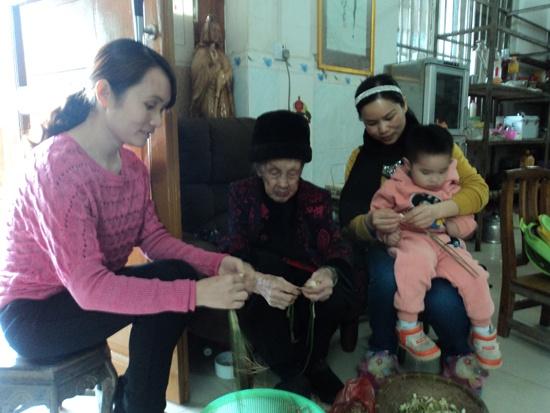 谭水生家庭:善行义举的好榜样